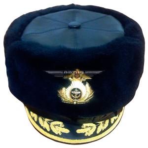 Шапка с козырьком ВМФ России