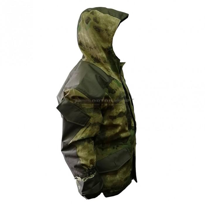 Костюм Горка-5 съёмный флис мох