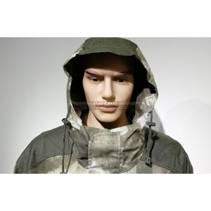 Костюм Горка-5 A-tacs AU съёмный флис