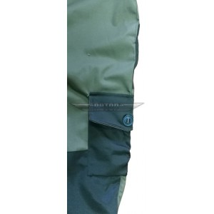 Костюм Горка-5 хаки, съёмный флис