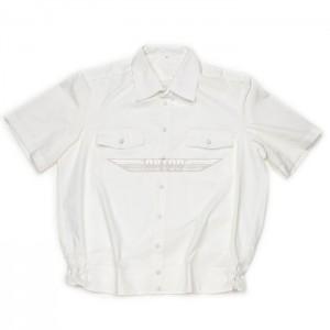 Рубашка полиции белая парадная короткий рукав