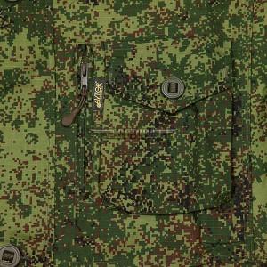 Костюм Смок зеленая цифра
