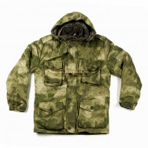 Куртка Смок зима мох